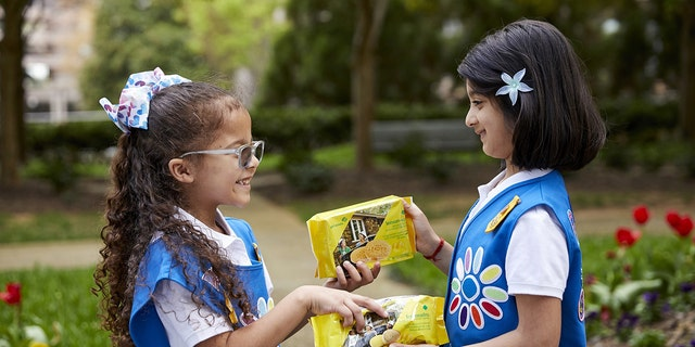 The coronavirus pandemic has drastically upended life across America, included a time-honored tradition often celebrated in spring — Girl Scout cookie season.