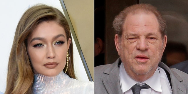 Gigi Hadid said she could remain impartial in the Harvey Weinstein rape trial.