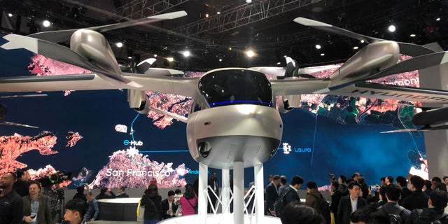 Hyundai's S-A1 expects to hit production in 2028 to begin supplying Uber for its air taxi service.