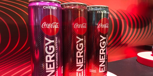 Coca-Cola Energy hits shelves on January 20th.