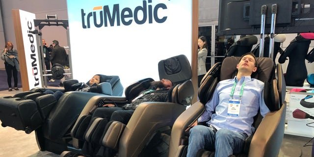 TruMedic鈥檚 InstaShiatsu+ Massage Chairs range in price from a few hundred dollars up to $5,500.