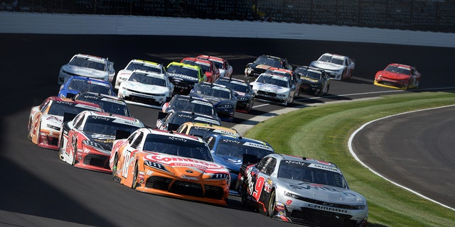 Westlake Legal Group INDY-2 NASCAR is taking a right turn onto the road course in Indianapolis Gary Gastelu fox-news/auto/nascar fox-news/auto/attributes/racing fox news fnc/auto fnc article 0335d770-5751-5dda-ab22-d7a86d6615ca