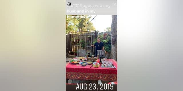 Ratajkowski and husband Sebastian Bear-McClard wed in 2018.