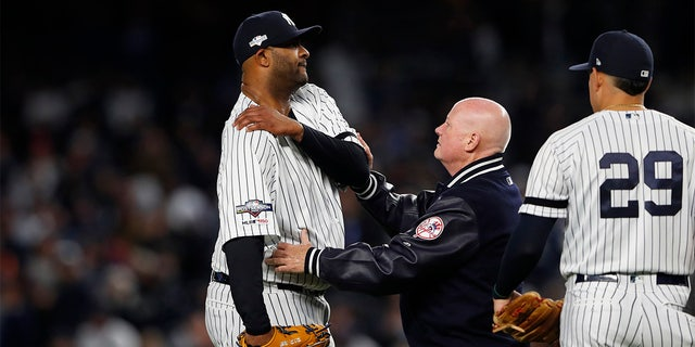 Westlake Legal Group Injured-Yankee-REUTERS New York Yankees make sweeping changes to medical staff New York Post Ken Davidoff fox-news/sports/mlb/new-york-yankees fox-news/sports/mlb fnc/sports fnc cb31b973-142c-55ed-aaea-04d8a36428a3 article