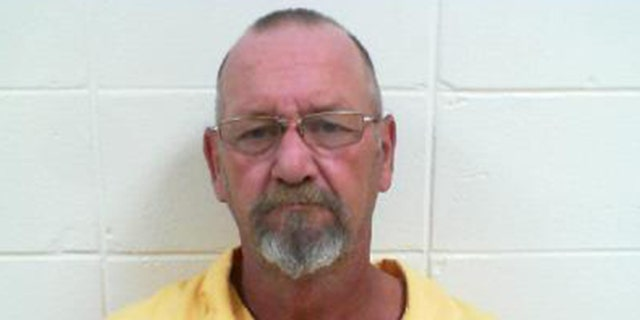 Mugshot for Jeff Beasley, 54.
