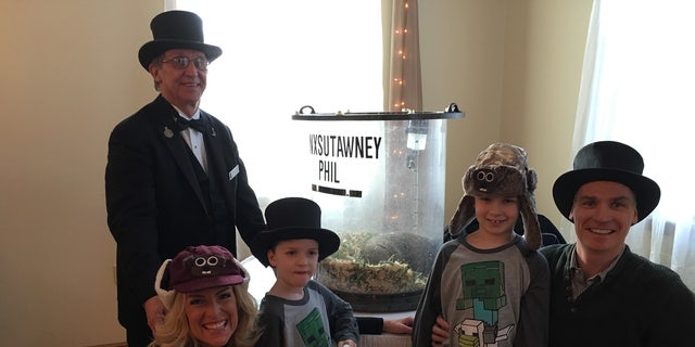 Westlake Legal Group Janice-Dean-and-family-meet-Phil Janice Dean: Groundhog Day -- Why I love it (and what the day means) Janice Dean fox-news/weather fox-news/us/us-regions/northeast/pennsylvania fox-news/opinion fox news fnc/opinion fnc article 1f8b78b8-3fc5-503f-bfa5-550e097226c0