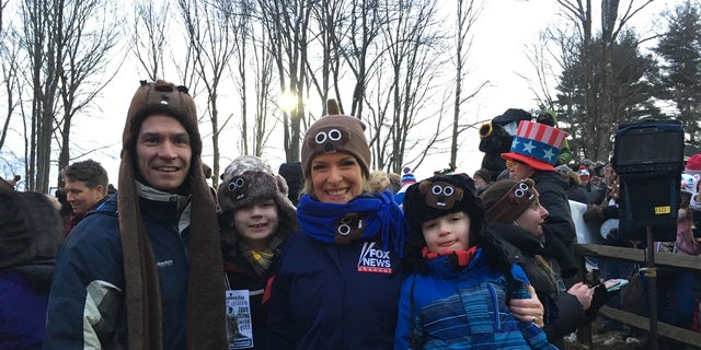 Westlake Legal Group Janice-Dean-family-Groundhog-Day Janice Dean: Groundhog Day -- Why I love it (and what the day means) Janice Dean fox-news/weather fox-news/us/us-regions/northeast/pennsylvania fox-news/opinion fox news fnc/opinion fnc article 1f8b78b8-3fc5-503f-bfa5-550e097226c0
