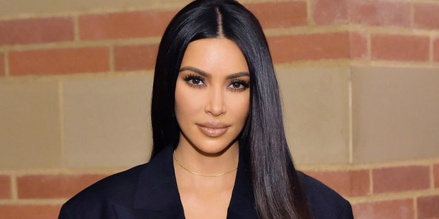 Kim Kardashian West attends The Promise Armenian Institute Event At UCLA at Royce Hall on November 19, 2019 in Los Angeles, California.