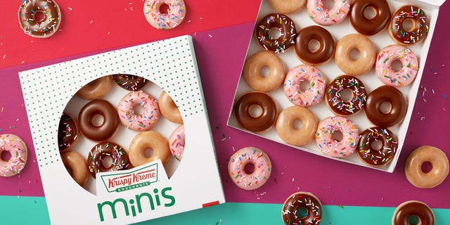 """The newest additions to the permanent menu will officially roll out Jan. 6 as part fo the brand's """"Mini Mondays."""""""