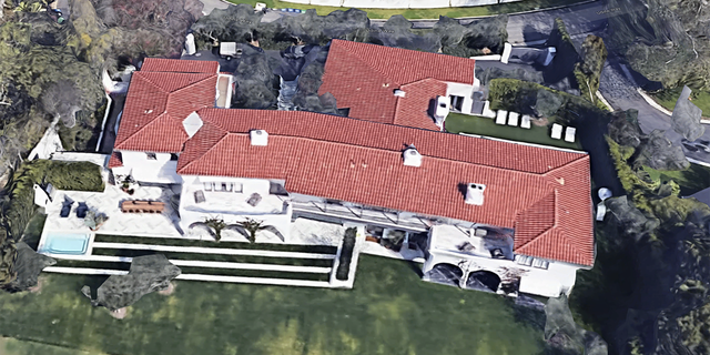 The 12,000-square-foot home has been listed for more than $28 million.