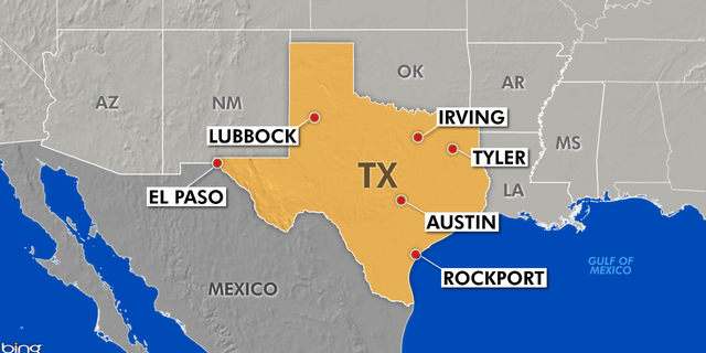 Westlake Legal Group MAP_TX_irving_austin_lubbock_rockport_elpaso_tyler Police officer suicide rate more than doubles line-of-duty deaths in 2019, study shows Hunter Davis fox-news/us/us-regions/southwest/texas fox-news/us/crime/police-and-law-enforcement fox-news/health/mental-health fox news fnc/us fnc article 8838b13a-6c93-59c2-bf95-804a651e6323