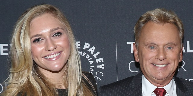 Westlake Legal Group Maggie-Sajak 'Wheel of Fortune' host Pat Sajak's daughter says 'it was a difficult time' when star had health scare Stephanie Nolasco fox-news/entertainment/tv fox-news/entertainment/genres/competition fox-news/entertainment/features/exclusive fox-news/entertainment/events/illness fox-news/entertainment fox news fnc/entertainment fnc article a20faf8f-0b2b-59e7-8af6-a38027d49fd1