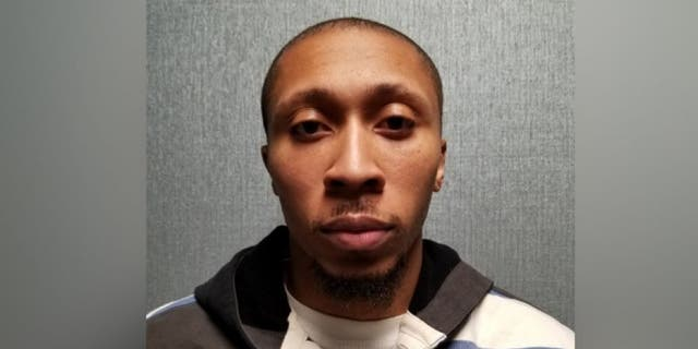 Martique Vanderpool, 30, of Capitol Heights, Md., is charged with 11 counts, including first-degree rape, reckless endangerment, misconduct in office and knowingly attempting to expose someone to HIV. (Prince George's County Police)