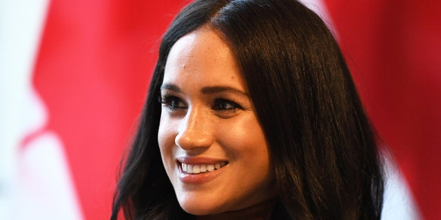 Meghan Markle reveals she's voting in 2020 presidential election
