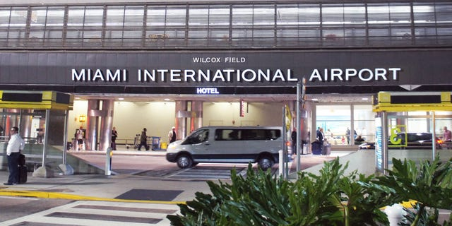 Miami International Airport. (iStock)