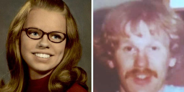 Terre Haute Police announced a break in the murder of Pam Milam at Indiana State University nearly 47 years ago, identify Jeffery Hand, a salesman of record albums, as the killer. He was 23 at the time.(Terre Haute Police Department)