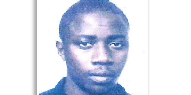 Mohammed Jabateh pictured in a photo submitted with his asylum application to the U.S. (U.S. Immigration and Customs Enforcement)