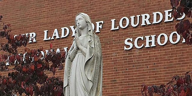 A non-Catholic teacher is suing Our Lady of Lourdes Regional High School after she was fired for an unwed pregnancy.