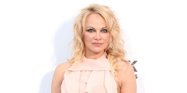 Pamela Anderson revealed she's gained weight while quarantining in Canada.