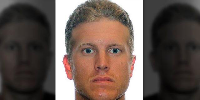 FBI agents on Thursday arrested Patrik Mathews, aformer Canadian Armed Forces reservist. (Royal Canadian Mounted Police via AP)