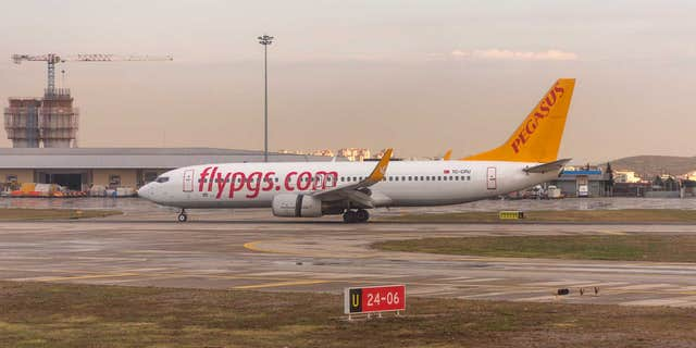Istanbul's Sabiha Gokcen Airport was temporarily shut down on Tuesday after a Pegasus Airlines plane skidded off the runway amid reports of heavy rain throughout the Turkish city.