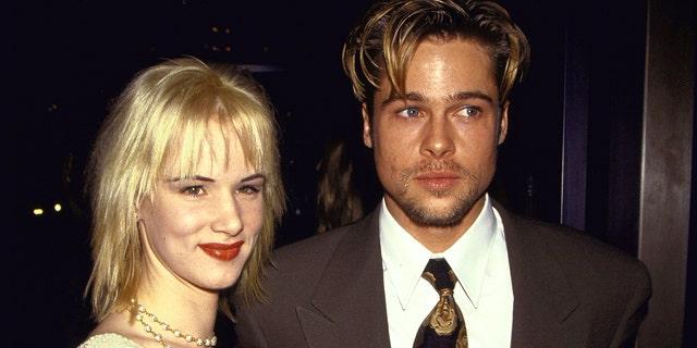Brad Pitt dated Juliette Lewis for three years.
