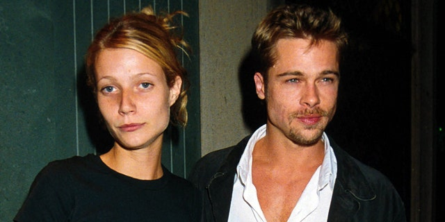 Brad Pitt and Gwyneth Paltrow were briefly engaged before calling it quits in 1997.