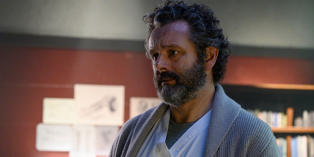 Michael Sheen opened up about playing a serial killer and the public's obsession with them.
