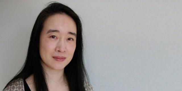 Art professor Rie Hachiyanagi