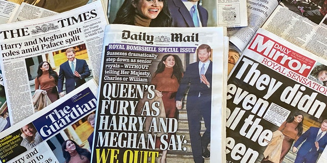 The Best Tweets About Prince Harry and Meghan Marke's Announcement