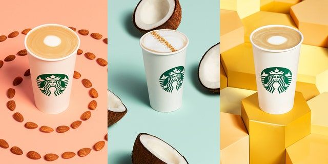 Holy cow!Starbucks has officially added two new dairy-free coffee drinks to its permanent menu and announced the testing of oat milk in select markets, starting Tuesday.