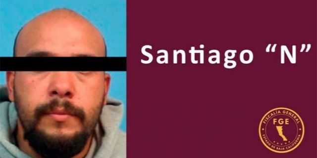 The suspect, known as Santiago N., 36, had a criminal record in the U.S., and was deported in 2012.