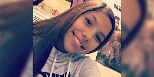 The body of Selena Not Afraid, 16, was found Monday less than a mile from where she was last seen at a rest area in Montana on New Year's Eve. (Facebook/New York Post)