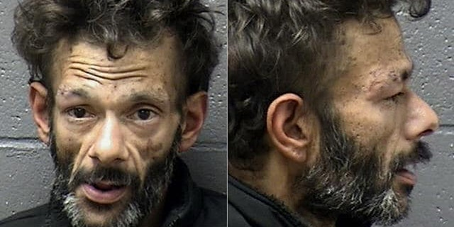 Shaun Weiss, 40, appeared disheveled in a mugshot from his Jan. 26 arrest in Marysville, Calif.