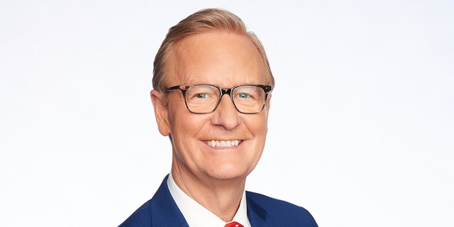 """Fox & Friends"" co-host Steve Doocy is a lifelong Chiefs fan."