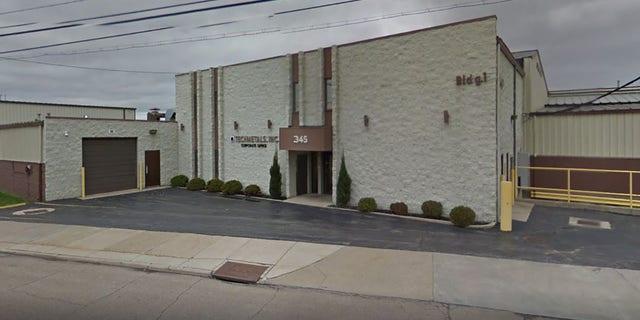 Techmetals, Inc. in Dayton, Ohio.