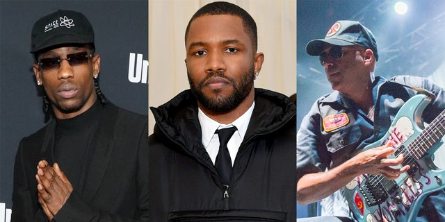 Travis Scott, Frank Ocean and Rage Against The Machine are set to headline Coachella, which will now take place in October.