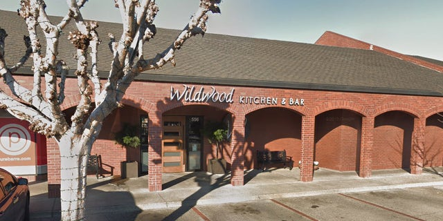 Kathleen Moreno, who works at the Wildwood Kitchen and Bar in Sacramento, was given a $1,836.22 gratuity on Tuesday night.