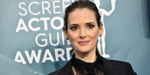 Winona Ryder discussed the presidency of Donald Trump in relation to her new HBO show 'The Plot Against America.'