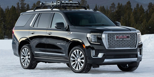 2021 GMC Yukon debuts with more size, luxury and tech ...