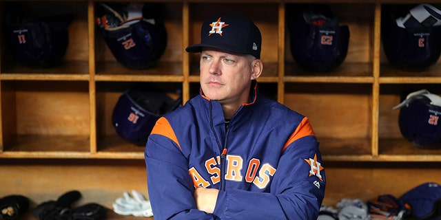 Baseball rocked by cheating scandal as Astros GM, manager suspended