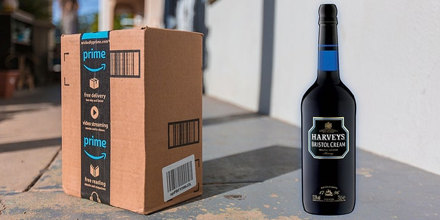 Louise Wilkinson, 92, was shockingly refused a bottle of Harveys Bristol Cream Sherry that her grandson arranged to be delivered to her U.K. home. (Photo: iStock)