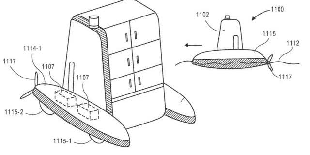 Westlake Legal Group amazon-patent-illustration Amazon patent shows roving robots that could drop off items on sidewalks fox-news/tech/topics/big-tech-backlash fox-news/tech/technologies/robots fox-news/tech/companies/amazon fox-news/tech fox news fnc/tech fnc Christopher Carbone article ae0fec12-4c16-51ce-8acf-c0eafeb4c8a0