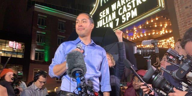 Pete Buttigieg surges and Elizabeth Warren crashes in New Hampshire poll