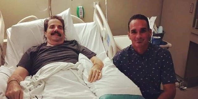 California cyclist hit by truck, nearly killed, befriends driver who hit him: Bitterness 'doesn't help anything'