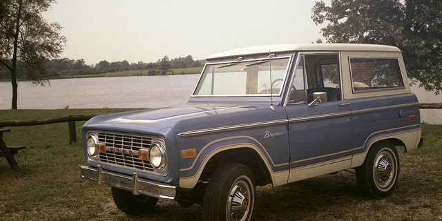 The original Ford Bronco was produced from 1966 to 1977.