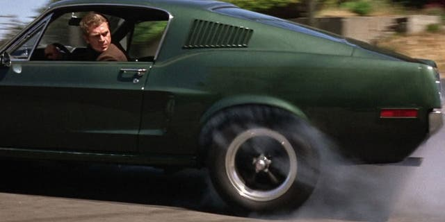 Steve Mcqueen S Long Lost Bullitt Ford Mustang Sold At Auction For 3 4 Million Fox News