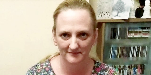 Nicola Denyer. A patient suffering a common throat infection was mistakenly told she had cancer after bungling hospital staff failed to spot an error in a letter.