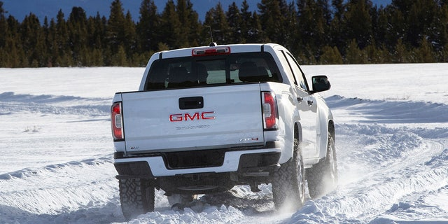 Westlake Legal Group canyon2 2021 GMC Canyon pickup debuts with new face Gary Gastelu fox-news/auto/style/pickups fox-news/auto/make/gmc fox news fnc/auto fnc article 70ef63f8-4810-5fae-8c31-9ad402d00796
