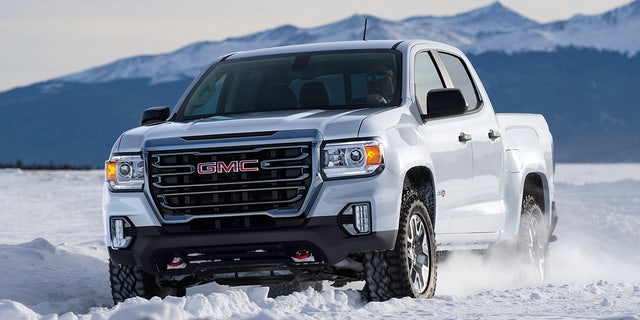 Westlake Legal Group canyon3 2021 GMC Canyon pickup debuts with new face Gary Gastelu fox-news/auto/style/pickups fox-news/auto/make/gmc fox news fnc/auto fnc article 70ef63f8-4810-5fae-8c31-9ad402d00796